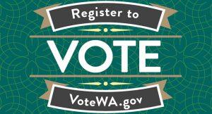 Hoy Lunes vence fecha para registrarse en línea para votar en estado de Washington