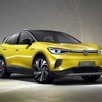 Nuevo ID.4. Un asomo al futuro de Volkswagen.