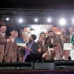 Banda el Recodo recibe un reconocimiento del Congreso de los Estados Unidos